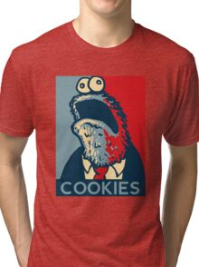 COOKIES we can believe in! Tri-blend T-Shirt