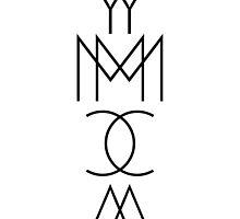 YMCA (white) by darkroomdrama