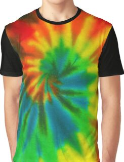Tie Dye 5 Graphic T-Shirt