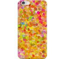 Canvas Art - Digital Background - Crazy Dots iPhone Case/Skin