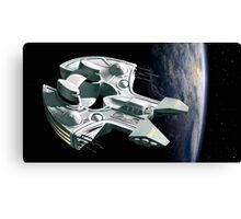 Loki's Ship Canvas Print