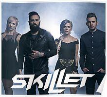 Skillet Site Poster
