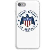 justice society of america iPhone Case/Skin