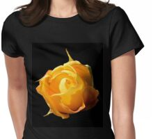 Yellow Yeller Womens Fitted T-Shirt