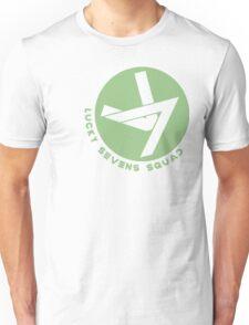 Lucky Sevens (Green) Unisex T-Shirt