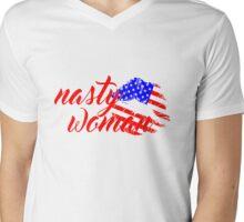 For Nasty Women Mens V-Neck T-Shirt