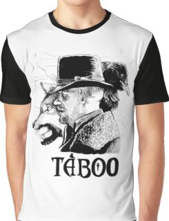 Taboo - James Keziah Delaney Graphic T-Shirt