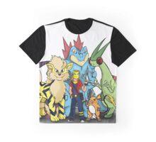 My Pokemon Team Graphic T-Shirt