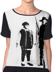 Ricky Baker and Uncle Hec, Hunt for the Wilderpeople Chiffon Top