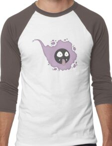 the Gastly Five (& Sweetums): Guffaw Men's Baseball ¾ T-Shirt