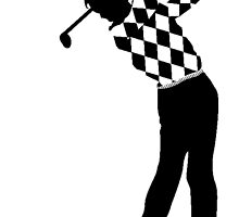 Golfer by kwg2200