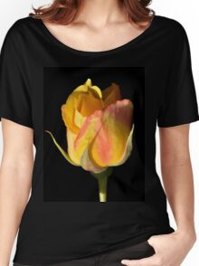 Mellow Yellow Women's Relaxed Fit T-Shirt