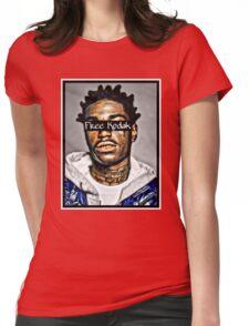 Free Kodak Black Womens Fitted T-Shirt