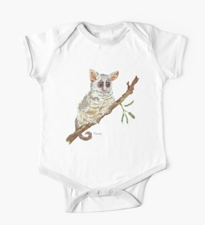 Pippin, the Bush baby One Piece - Short Sleeve