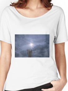 Under A Sky No One Sees Women's Relaxed Fit T-Shirt