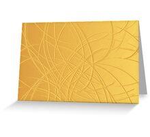 Canvas Art - Digital Background - Gold Greeting Card
