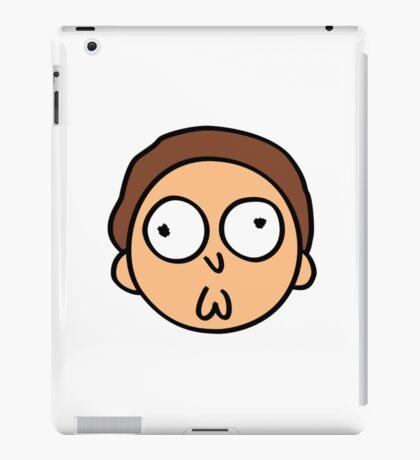 Dumb Morty iPad Case/Skin