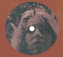 Turnover Peripheral Vision Vinyl Sticker