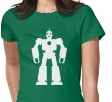 Giant  Robot Womens Fitted T-Shirt