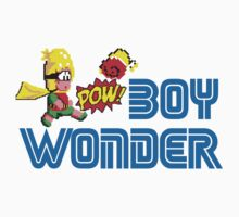 Boy wonder (Wonder Boy) Kids Tee