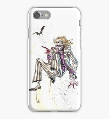 Beetlejuice iPhone Case/Skin