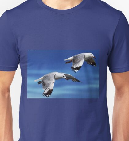 Flying high 0064 Unisex T-Shirt