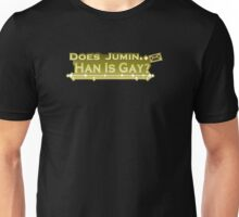 Mystic Messenger - Does Jumin Han is gay? Unisex T-Shirt