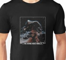 Horse Head Nebula Hubble Telescope Pictures Astronomy TShirt Unisex T-Shirt