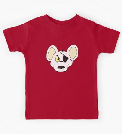 Danger Mouse - He's the greatest! Kids Tee