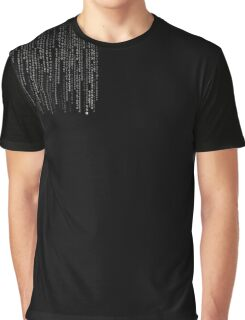 Men's DAD In Binary Code Funny T Shirt - Gift for Fathers d Graphic T-Shirt