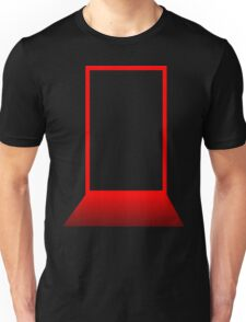 Red room cool Unisex T-Shirt