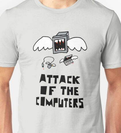 Attack of the Computers tee Unisex T-Shirt