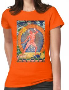 Vajrayogini Womens Fitted T-Shirt