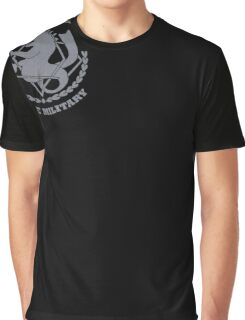 Fullmetal Alchemist Brotherhood: Amestris State Military T-Shirt Graphic T-Shirt