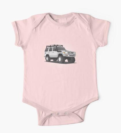 LandCruiser Wagon One Piece - Short Sleeve
