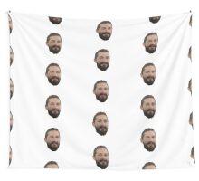 Shia LaBeouf Beard Wall Tapestry