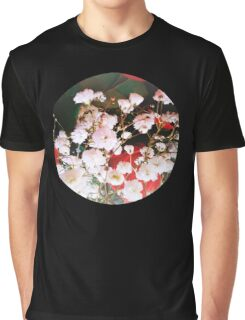 Little White Flowers Graphic T-Shirt