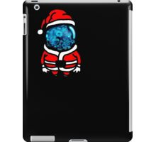 Christmas Space T-shirt iPad Case/Skin