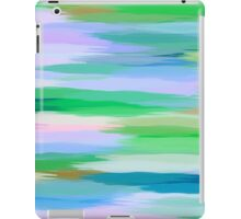 Pastel Colored Abstract Art iPad Case/Skin