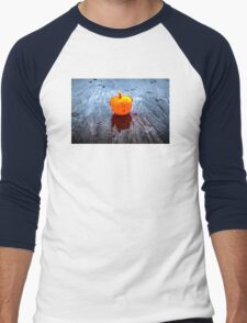 Apple on the Beach Men's Baseball ¾ T-Shirt