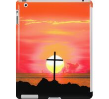 Sunset Cross iPad Case/Skin