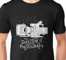 Director Of Photography Unisex T-Shirt