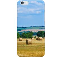 Hay Rolls iPhone Case/Skin