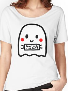 Fear Me I'm Cute! Women's Relaxed Fit T-Shirt