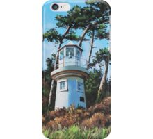 Lepe Lighthouse Hampshire iPhone Case/Skin