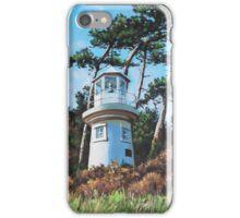 Lepe Lighthouse Hampshire iPhone Case/Skin