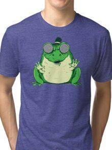 Hipnogenic Toad Tri-blend T-Shirt