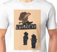 Western Welcome Unisex T-Shirt