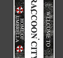 Welcome to Raccoon City - Resident Evil by Mellark90