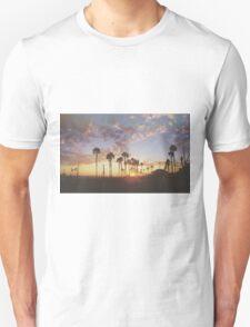 California Sunset Unisex T-Shirt